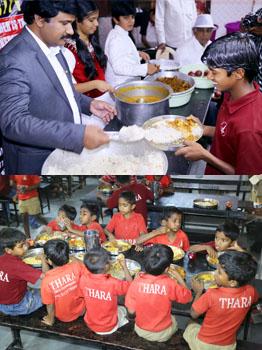 Food for Slums & Under Privileged People